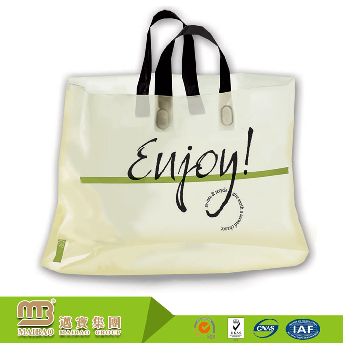 Gravure printing durable and reusable clear clothing for Clear shirt packaging bags