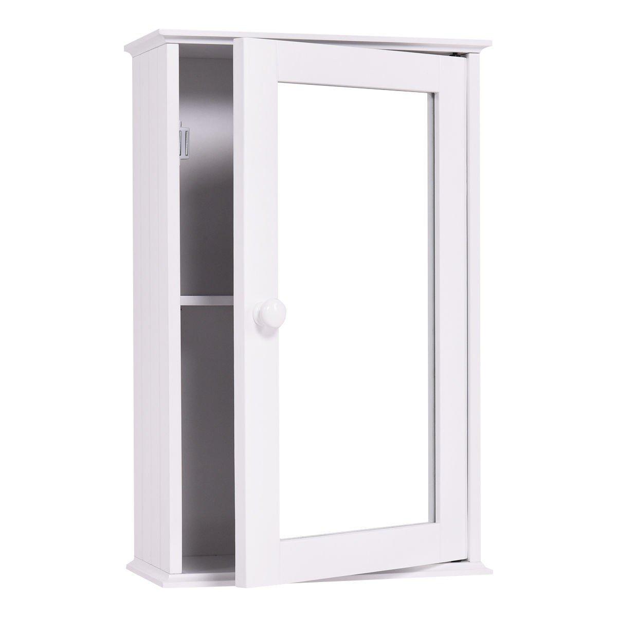 Cheap White Bathroom Mirror Cabinet, find White Bathroom Mirror ...