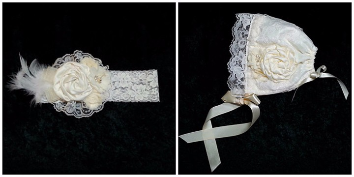 34b6d5097c Ivory or White Color Western Baptism Party Baby Flower Girl Dress Wedding  Lace Girl Dress