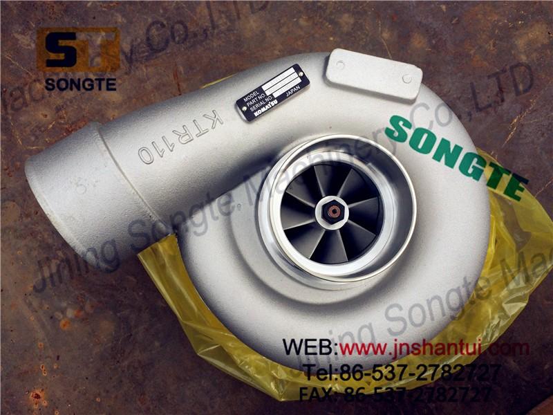 Excavator Fuel Injection Pump 6754-71-1310 6754-72-1011