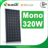 Yingli 320W photovoltaic solar panel 36V 4BB Black mono solar panel for home