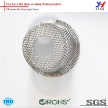 custom fabrication of filter meshes,metal mesh filter,aluminum filter mesh as your drawings