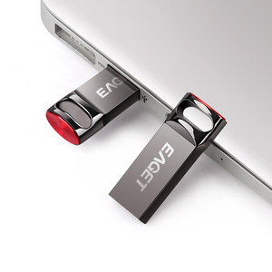 EAGET 64GB Pen Drive USB 3.0 USB Flash Drive High Speed Pendrive PC Memory U Disk Zinc Alloy Flash USB Stick Laptop