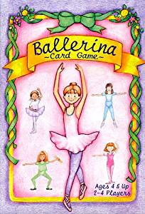 Ballerina Card Game