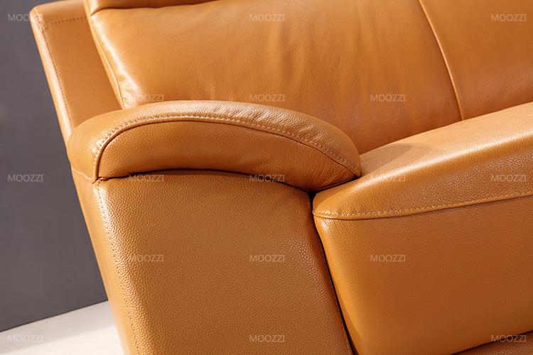 casa moderna piccolo spazio angolo divano scenografie loft-divani ... - Divano Set Piccolo Angolo