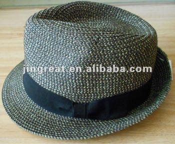 Good Fashion Design Hand Crochet Hat Men S Top Hat Buy Cheap
