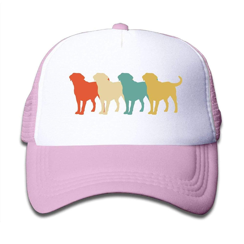 9a170f64c73ae Get Quotations · Vintage Labrador On Children s Trucker Hat