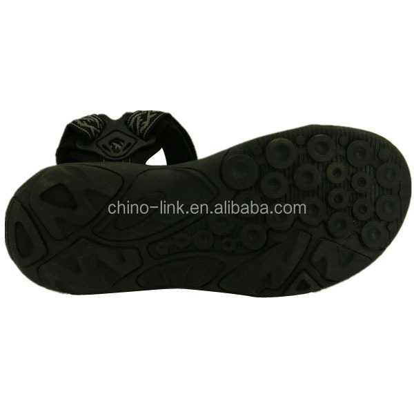 The most new design men walk beach sandal with low price