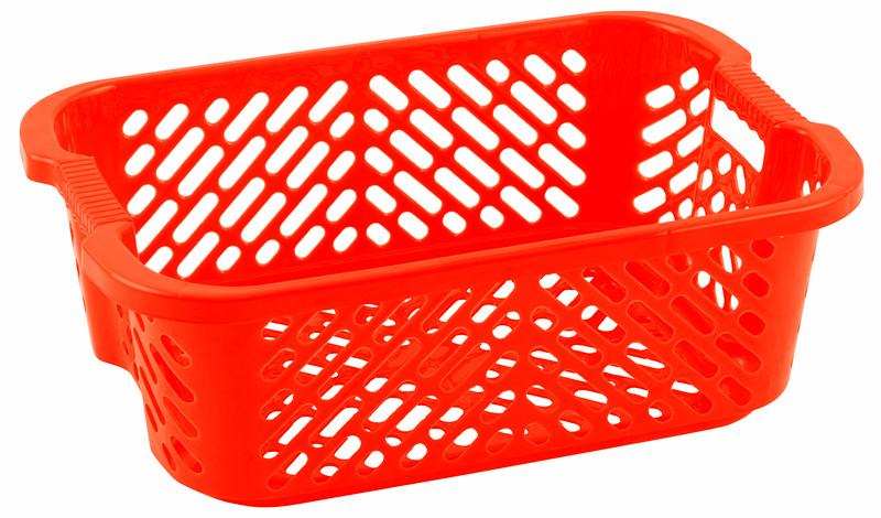 Plastic Red Plastic Laundry Basket Buy Plastic Laundry