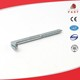 China manufacturer price L Hook screw set with nuts