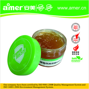 High temperature high speed bearing lithium grease
