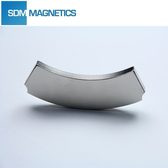 Arc Segment Ndfeb Magnet for Electric Motor