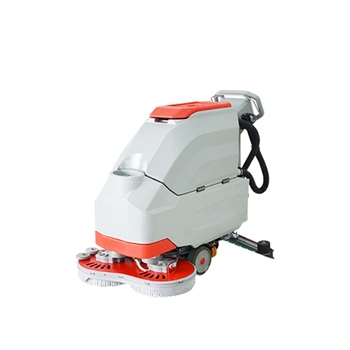 V6 Competitive And Industrial Floor Dust Cleaning Machine Walk Behind Scrubber