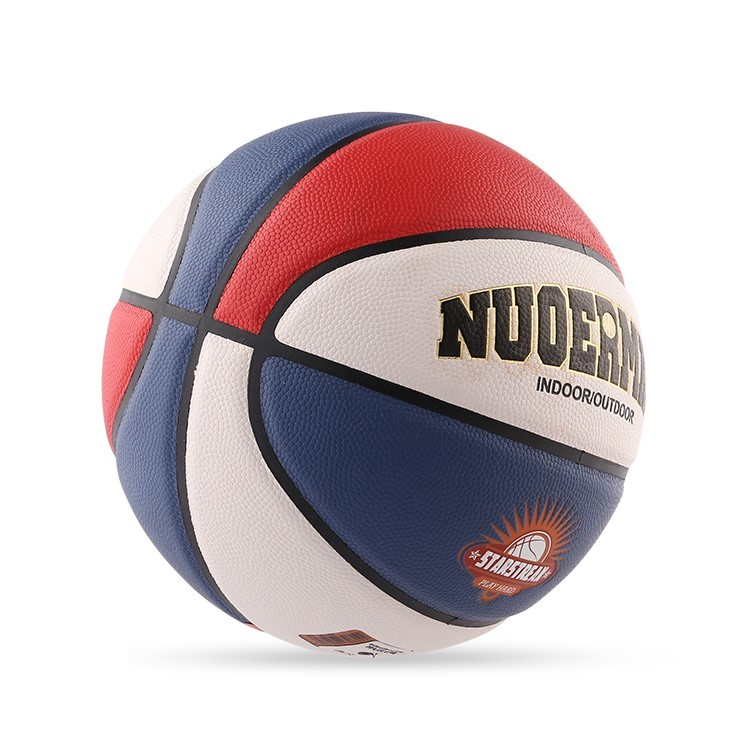 promotional custom rubber basketball ball
