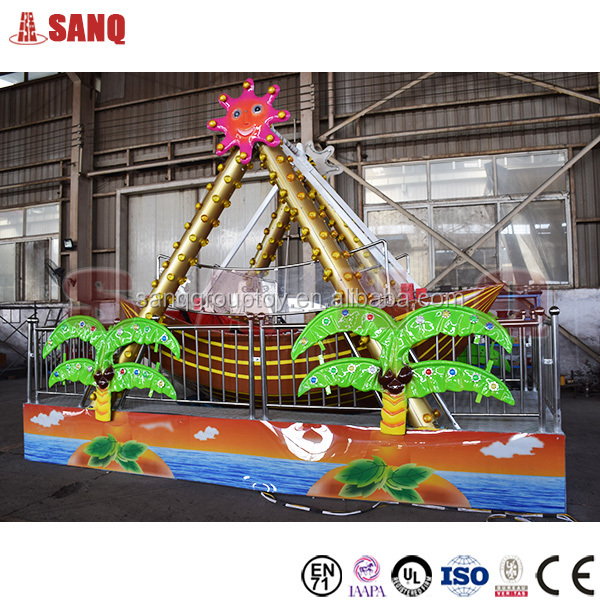 CE certificate water park pirate ship carnival game machine pirate ship children