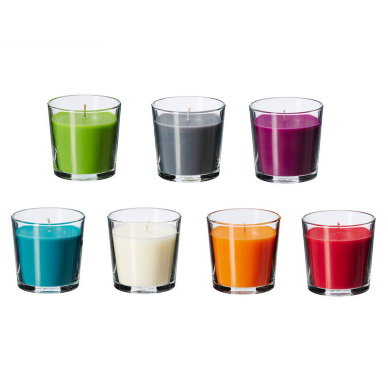 Customized artificial scented candle in bulk clean burning - Ikea candele profumate ...
