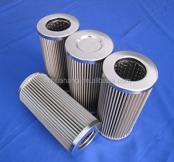 10 Micron Stainless Steel Filter Element
