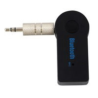 3.5mm AUX Bluetooth V3.0 A2DP Wireless Stereo Audio Adapter Receiver Music For iPhone for iPod for MP3 Newest