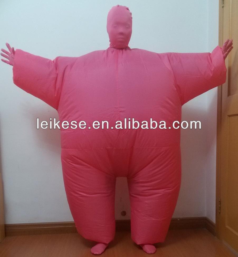 Pink Megamorph - Buy Yellow Megamorph,Megamorph Suits,Kid Lime Green Mega  Inflatabe Morph Costume Product on Alibaba.com
