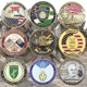 US military challenge coin custom cheap metal antique coin
