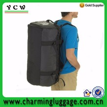 New design large capacity cheap camp duffle traveling bag