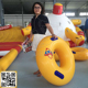 2017 Customized portable and durable pool floats PVC inflatable swimming rings for children