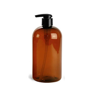 Best Selling Plastic Shampoo Bottle 500ml