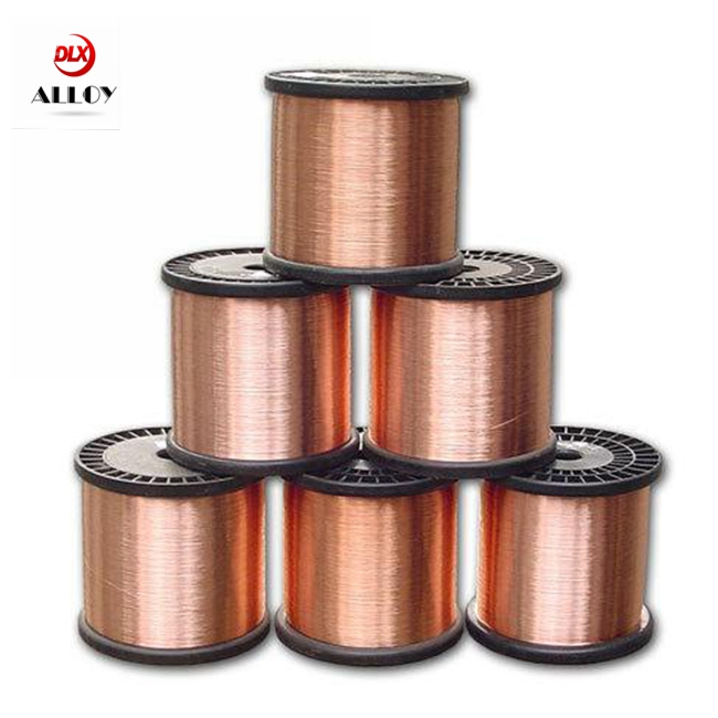 Good price manganin resistance wire CuMn12Ni (6J12)