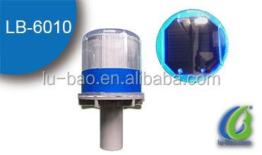Hot sales professional manufacture LED warning light solar led traffic signal light