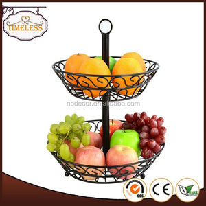 2018 new style Good service factory directly food storage basket gift basket fruit basket