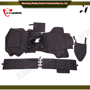High quality Poly army bulletproof vest navy protective vest