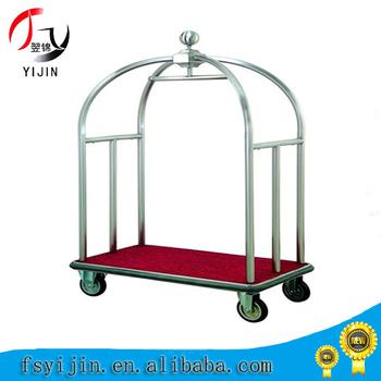 2015 modern hotel lobby luggage cart trolley - buy luggage cart