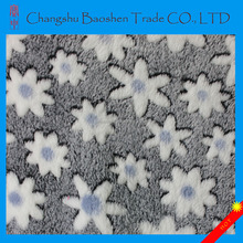 wholesale 100% polyester Cutting Flannel Fabrics for blankets