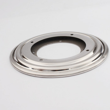 Tables Chairs 5.5 Inch Stainless Steel Lazy Susan Turntable,140mm Dining  Table Bearing