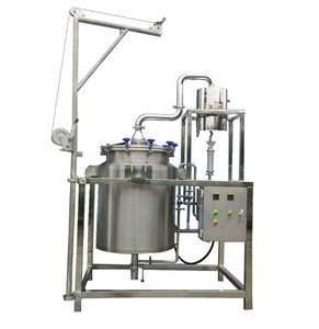 Hot sale industrial distiller essential oil extracting devices use oil press equipment