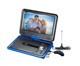 7 Inch Cheap portable dvd player with TV USB GAME and CPRM Decoder