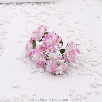 Diy artificial bouquet two tone paper carnation flowers buy diy artificial bouquet two tone paper carnation flowers mightylinksfo