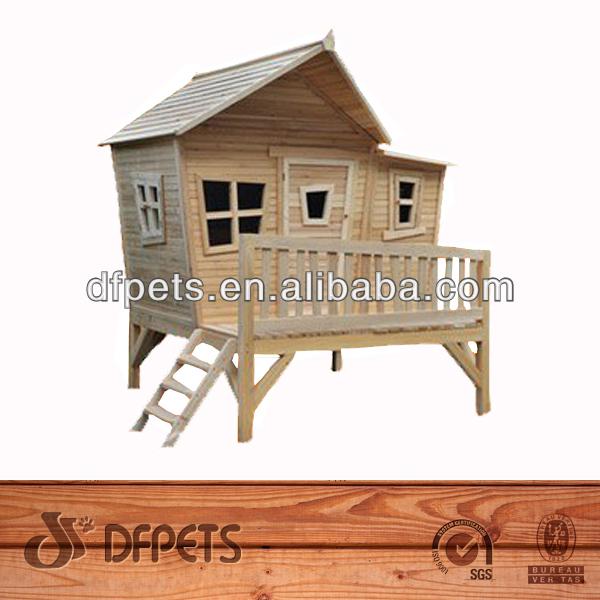 el ltimo los nios de diseo al aire libre de madera casa de juegos de