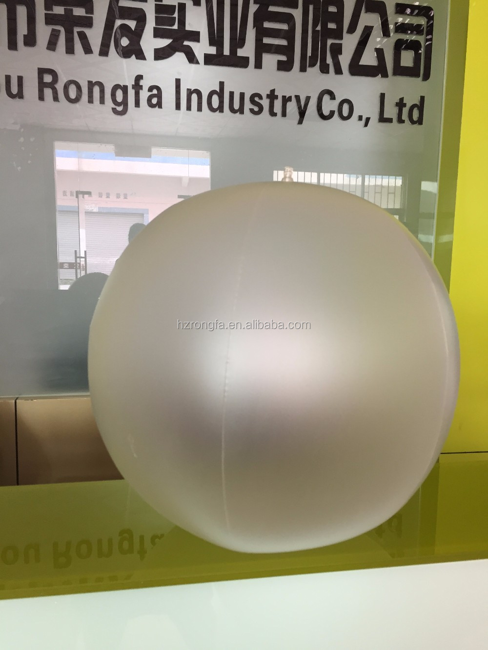 factory wholesale air large led balloon for sale