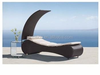 Lounge Chair Adjule Nyaman Chaise