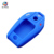 AS074012 Silicone Rubber car key cover case Protect holder for B-M-W 2017 5 6 7 series