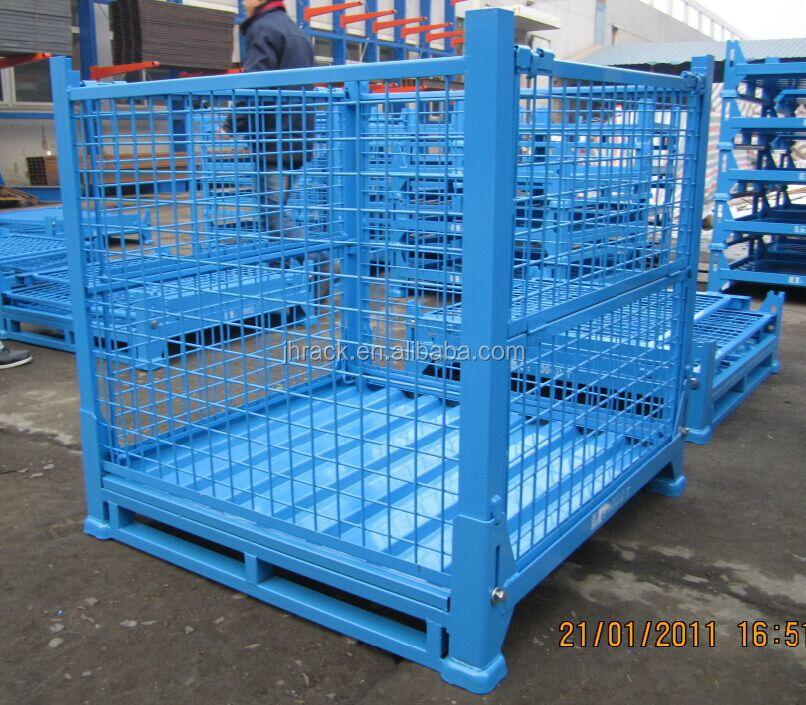 Pallet rack use for material handle steel storage bins. Pallet Rack Use For Material Handle Steel Storage Bins   Buy Steel
