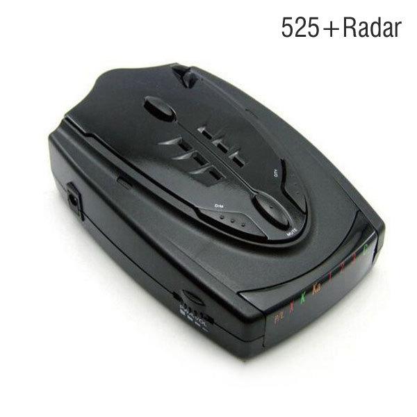 525 + автомобиль радар-детекторов русский язык с X / K / KA / одежда-х / - K / ультра-дешевый KA / VG-2 / лазер 360 градусов