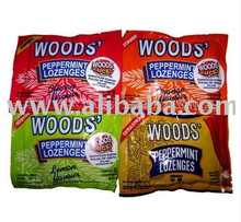 Woods Candy WCL0001 Sore Throat Lozenge
