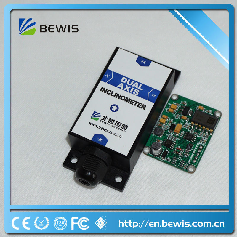 Bewis BWM415 Bus Single Axis Inclinometer CAN Output Angle Sensor