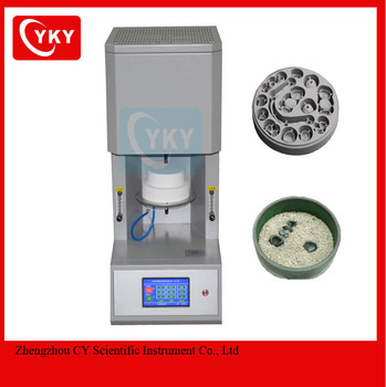 Dental Argon Sintering Furnace For Cobalt Chrome
