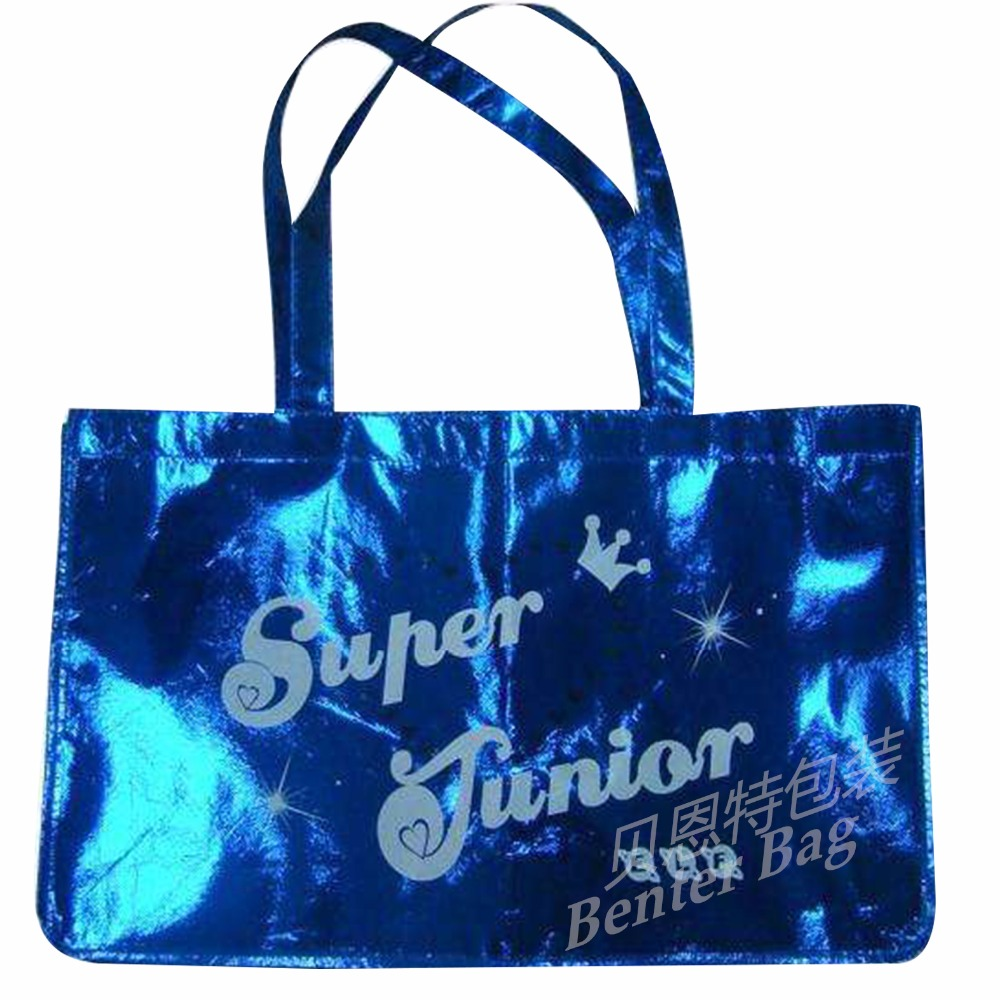 Small Non-woven Reusable Kids Carrying Bags / Shopping/grocery Tote Bag for Wedding Favor/gift /Party