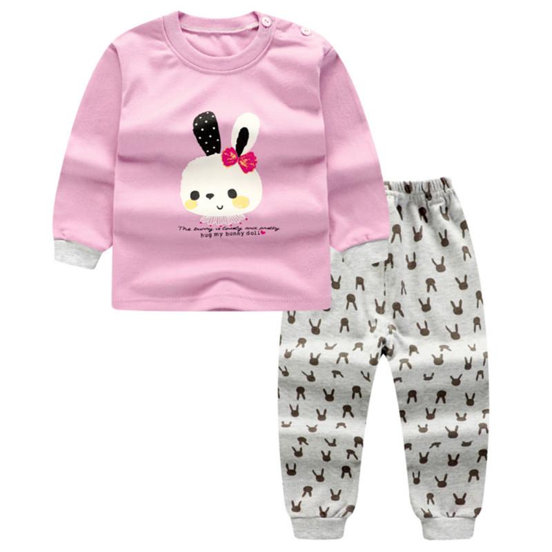 新製品ナイトウェア男の子女の子服セット純粋な綿の子供パジャマプライベートラベルpjs子供ネグリジェ