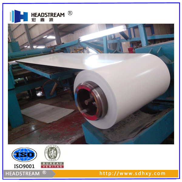 Professional production line provide hot dipped galvanized steel coil sheet with low price