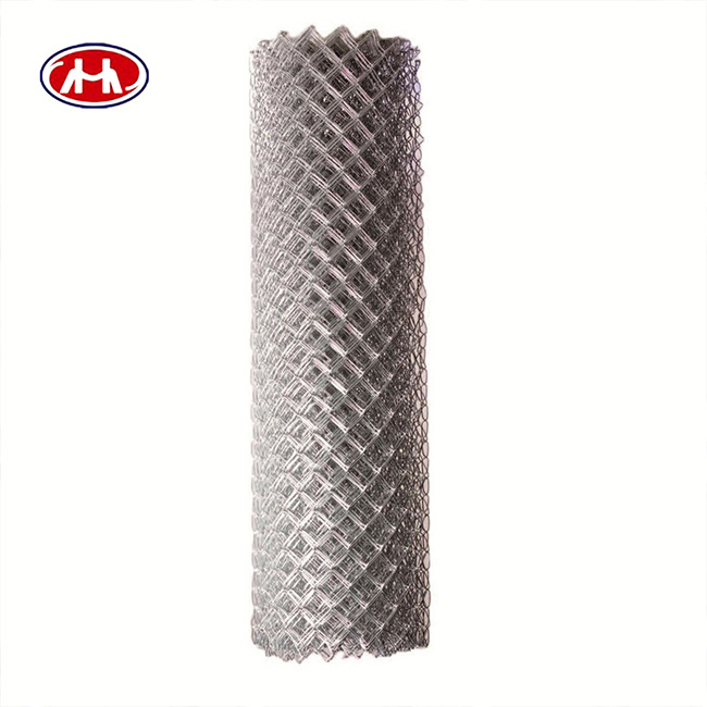 used chain link fence post